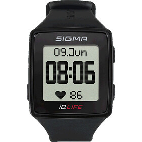 SIGMA SPORT ID.Life Heart Rate Monitor, black